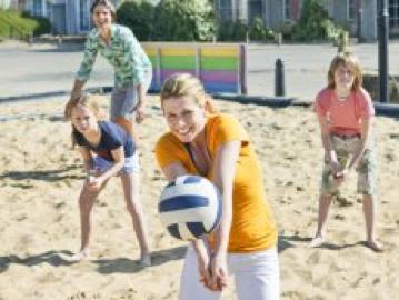 Strandvolleybal Outdoor